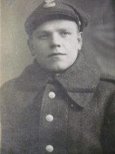 Adolf Fijałkowski 42 pp Białystok 1927 r.